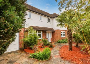 Thumbnail 5 bed detached house for sale in Sunnymede Avenue, Carshalton