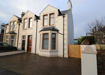 Thumbnail 3 bed semi-detached house for sale in Lawrence Street, Buckhaven, Leven