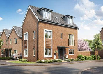 Thumbnail 4 bed detached house for sale in Carsington Road, Hilton
