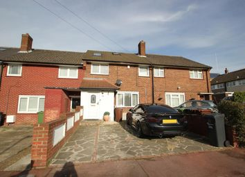 Thumbnail 3 bed terraced house for sale in Thatches Groves, Chadwell Heath, Essex