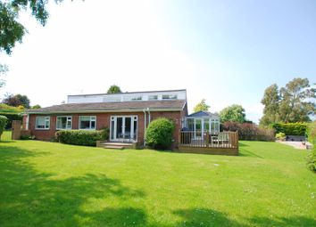 Thumbnail 4 bed bungalow for sale in Callerton Court, Ponteland, Newcastle Upon Tyne