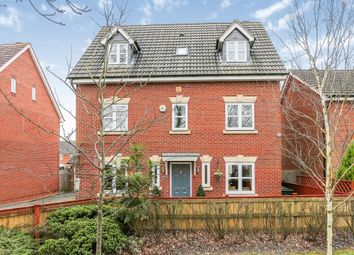 Thumbnail 5 bed detached house for sale in Placid Close, Coventry