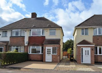 Thumbnail 3 bed semi-detached house to rent in Herschel Crescent, Littlemore, Oxford