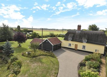 Thumbnail 4 bed detached house for sale in Northacre, Caston, Attleborough