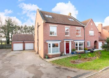 Thumbnail 5 bed detached house for sale in Low Medstone Drive, Easingwold, York