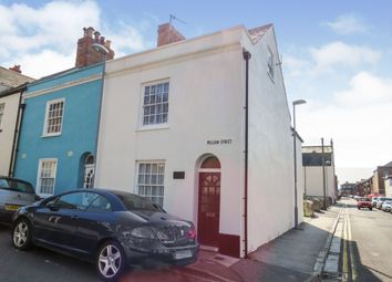 Thumbnail 3 bedroom end terrace house for sale in William Street, Weymouth