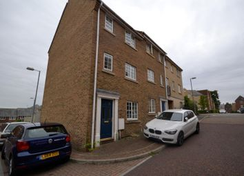 Thumbnail 4 bed end terrace house to rent in Bardsley Close, Colchester