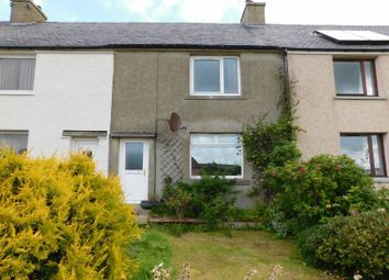 Thumbnail 2 bed property for sale in Coronation Place, Castletown, Thurso