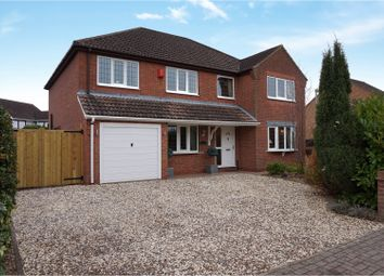 Thumbnail 5 bedroom detached house for sale in Front Street, Ulceby
