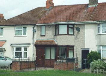 Thumbnail 3 bed terraced house for sale in Brookvale Park Road, Birmingham, West Midlands