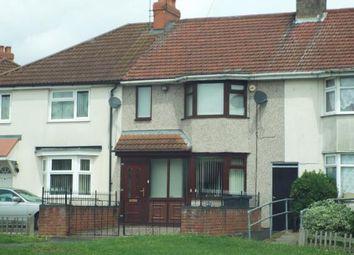Thumbnail 3 bedroom terraced house for sale in Brookvale Park Road, Birmingham, West Midlands