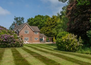 Thumbnail 4 bed detached house for sale in Mill Lane, Horsford, Norwich