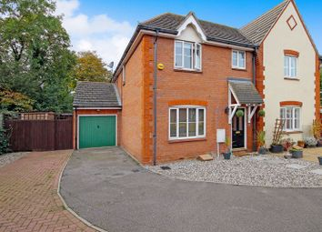 Thumbnail 3 bed semi-detached house for sale in Headingley Close, Pitsea, Basildon