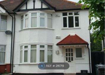 Thumbnail 1 bed flat to rent in Fairfield Cresent, Edgware