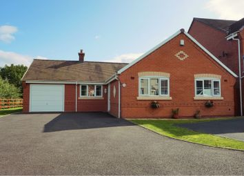 Thumbnail 2 bed detached bungalow for sale in Erdington Close, Shrewsbury