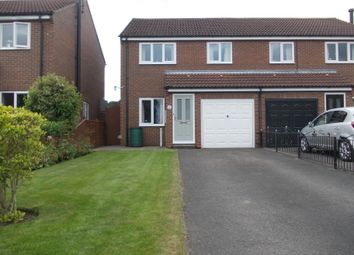 Thumbnail 3 bed semi-detached house for sale in Ashdowne Court, Little Crakehall