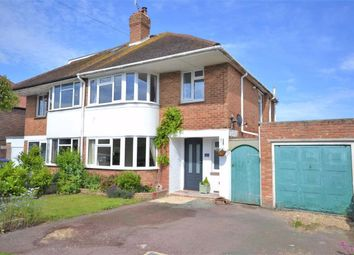 3 bed semi-detached house for sale in Glebeside Avenue, Thomas A Becket, Worthing, West Sussex BN14