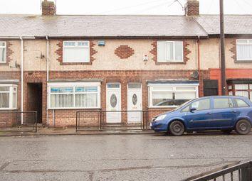Thumbnail 2 bedroom terraced house for sale in Brenda Road, Hartlepool
