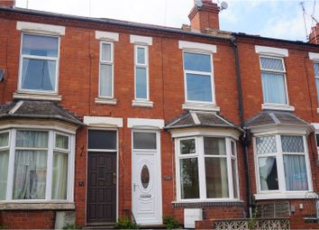 Thumbnail 2 bedroom terraced house for sale in Harefield Road, Coventry