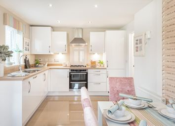 "Thumbnail 3 bed detached house for sale in ""Hadley"" at Station Road, Grove, Wantage"