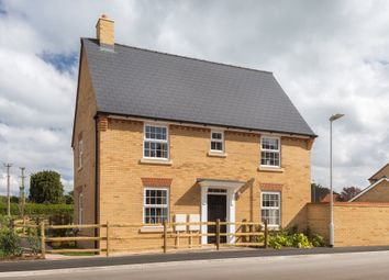 "Thumbnail 3 bed detached house for sale in ""Hadley"" at Horton Road, Devizes"