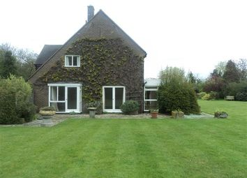Thumbnail 5 bed detached house to rent in Sleaford Road, Brant Broughton