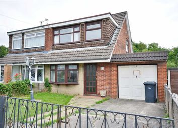 Thumbnail 2 bed semi-detached house for sale in Telford Crescent, Leigh