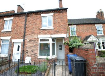 Thumbnail 1 bed end terrace house for sale in Ashbourne Road, Rocester, Uttoxeter