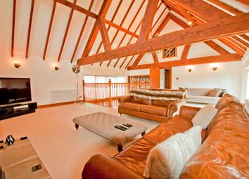 Thumbnail 4 bed barn conversion for sale in Havant Road, Hayling Island