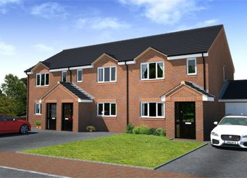 Thumbnail 3 bed end terrace house for sale in Plot 3 March Flatts Court, Gerard Avenue, Thrybergh, Rotherham, South Yorkshire