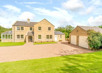 Thumbnail 4 bed detached house for sale in Rennington, Alnwick, Northumberland