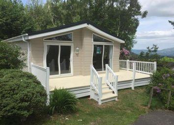 Thumbnail Property for sale in Woodlands Hall Caravan Park, Llanfwrog, Ruthin, Denbighshire