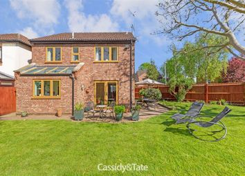 Thumbnail 4 bed detached house for sale in Balmoral Close, St Albans, Hertfordshire
