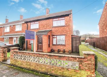 Gilside Road, Billingham TS23. 3 bed end terrace house for sale