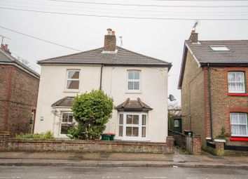 Thumbnail 3 bed semi-detached house for sale in Hazelwick Road, Crawley