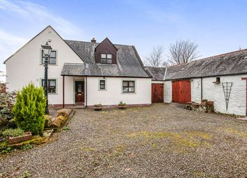 Thumbnail 5 bed detached house for sale in Kirkmahoe, Dumfries
