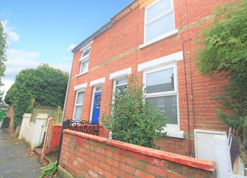 Thumbnail 2 bed terraced house to rent in Canterbury Road, Colchester, Essex