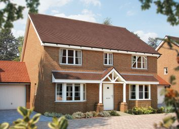 "Thumbnail 5 bed detached house for sale in ""The Winchester"" at Rusper Road, Ifield, Crawley"