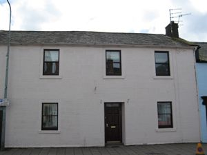 Thumbnail 3 bed town house for sale in 60 High Street, Sanquhar