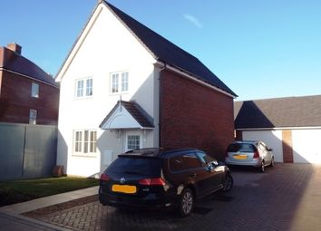 Thumbnail 3 bed detached house to rent in Birmingham Drive, Broughton, Aylesbury