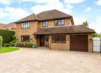 Thumbnail 4 bed detached house for sale in Bowmans Close, Burnham