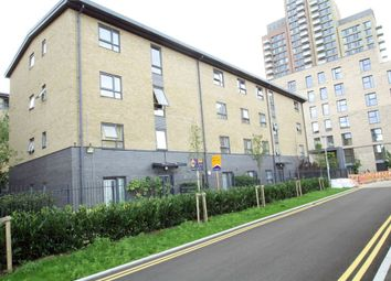 Thumbnail 2 bed flat for sale in Padstone House, Capulet Square, Bow, London