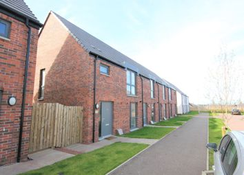 Thumbnail 3 bed end terrace house for sale in Wester Suttieslea Loan, Dalkeith