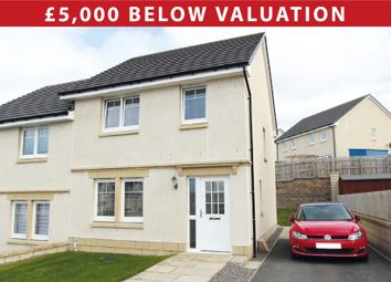 3 bed semi-detached house for sale in Orchid Avenue, Culduthel, Inverness IV2