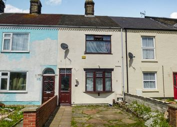 Thumbnail 5 bed terraced house for sale in Beaconsfield Road, Great Yarmouth