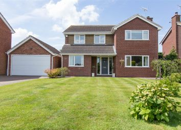 Thumbnail 4 bed detached house for sale in Brook Drive, Kinoulton, Nottingham