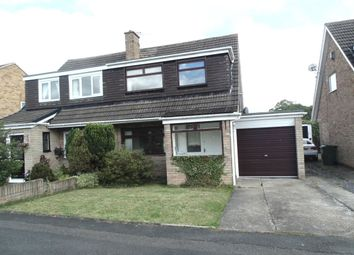 Thumbnail 3 bed semi-detached house to rent in Selwyn Drive, Stockton-On-Tees