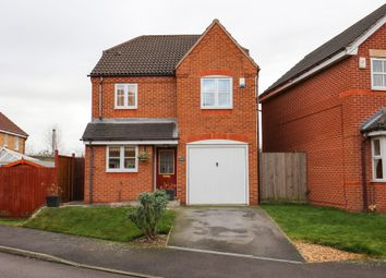 Thumbnail 3 bed detached house for sale in Green Close, Renishaw, Sheffield