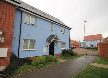 3 bed semi-detached house for sale in Legerton Drive, Clacton-On-Sea CO16