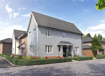 Thumbnail 4 bed detached house for sale in Oaklands, Ongar Road, Dunmow, Essex
